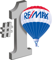 REMAX/PREMIER REALTY Logo
