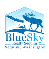Blue Sky Real Estate Sequim Logo