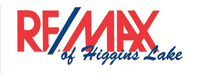 RE/MAX of Higgins Lake, Houghton La Logo