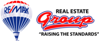 RE/MAX Real Estate Group LLC Logo