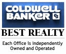 Coldwell Banker Best Realty Logo