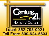 Century 21, Nature Coast Logo
