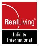 Real Living Infinity Int'l Logo