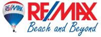 RE/MAX Beach and Beyond Logo