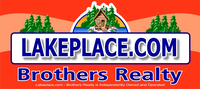 Lakeplace.com Brothers Realty/Turtle Lake Logo