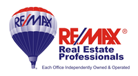 Remax Real Estate Professional Logo