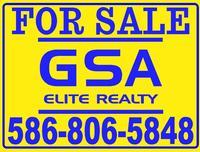 GSA Elite Realty Logo