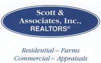 Scott & Assoc. Inc. Realtors Logo