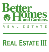Better Homes and Gardens Real Estate III Logo