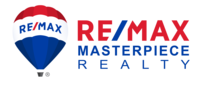 RE/MAX Masterpiece Realty Logo