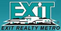 EXIT Realty Metro Logo