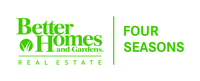 Better Homes and Gardens Real Estate - All Seasons Logo