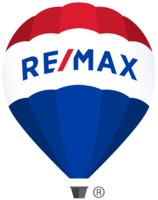 RE/MAX Lakes Area Realty- Baxter Logo