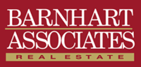 Barnhart Assoc Real Estate Logo