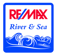 RE/MAX River and Sea Logo