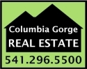 Columbia Gorge Real Estate Logo