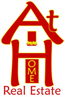 At Home Real Estate Logo