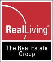 Real Living The RE Group Logo