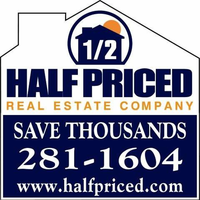 Half Priced Real Estate,  Inc. Logo