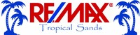 RE/MAX TROPICAL SANDS Logo
