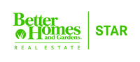 Better Homes & Gardens RE Star Logo