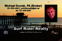 Surf Rider Realty Logo