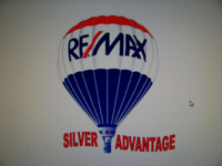 RE/MAX Silver Advantage Logo