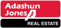 Adashun Jones Real Estate Logo