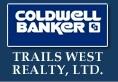 Coldwell Banker Trails West Logo