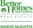 BHG J.F. Finnegan Realtors Logo