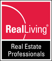 REAL LIVING REAL ESTATE PROFESSIONALS Logo