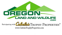 Oregon Land & Wildlife Logo