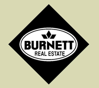 BURNETT REAL ESTATE Logo