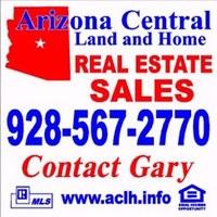 Arizona Central Land and Home Logo