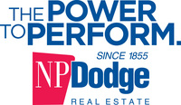 NP Dodge Real Estate,  - Council Bluffs Logo