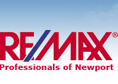 RE/MAX Profnl. Newport, Inc. Logo