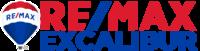 RE/MAX Excalibur Logo
