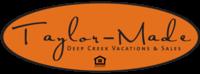 Taylor Made Deep Creek Vacations & Sales Logo