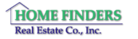 Home Finders Real Estate Company Logo