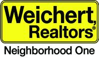 Weichert Realtors Neighborhood One Logo