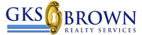 GKS Brown Realty Services Logo