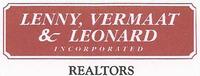 Lenny, Vermaat & Leonard, Inc. Realtors Inc Logo