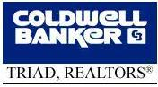 COLDWELL BANKER TRIAD, REALTOR Logo