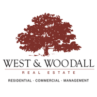 West and Woodall Real Estate Logo