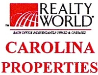 Realty World Carolina Props. Logo