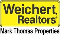 Weichert, Realtors- Mark Thomas Properties Logo