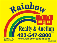 RAINBOW REALTY & AUCTION Logo