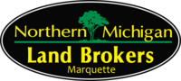 NORTHERN MICHIGAN LAND BROKERS Logo