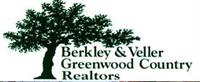 Berkley & Veller Greenwood Country Logo