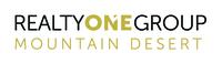Realty ONE Group Mountain Desert Logo
